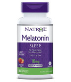 Melatonin 10 mg Fast Dissolve 60 Tabs Natrol, UK Store