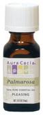 Palmarosa 100% Pure Essential Oil 0.5 oz (15 ml), Aura Cacia