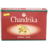 Buy Chandrika Sandalwood Soap 1 Chandrika Soap Online, UK Delivery,