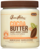Buy Cocoa Butter Creme 4.8 oz Queen Helene Online, UK Delivery, Body Lotion