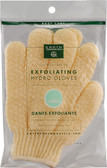 Exfoliating Hydro Gloves Natural, Earth Therapeutics