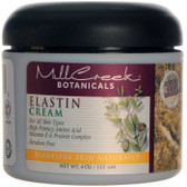 Buy Elastin Cream 4 oz Mill Creek Botanicals Online, UK Delivery, Facial Creams Lotions Serums