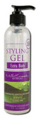 Buy Silk Protein Style Gel 8 oz Mill Creek Botanicals Online, UK Delivery, Hair Styling Gel Mousse Vegan Cruelty Free Product
