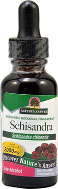 Buy Schizandra Extract 1 oz Natures Answer Online, UK Delivery