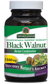 Buy Black Walnut Complex 90 Caps Nature's Answer Gatrointestinal Health Online, UK Delivery, Herbal Remedy Natural Treatment