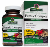 Buy Female Complex 90 vegicaps Nature's Answer Online, UK Delivery, Women's Menopause