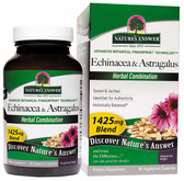 Echinacea Astragalus, 90 Caps, Nature's Answer, Immune