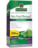 Buy Aloe Vera Phytogel 90 Caps Nature's Answer Digestive Health Online, UK Delivery,