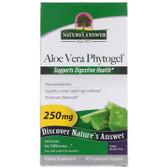 Aloe Vera Phytogel, 90 Caps, Nature's Answer
