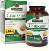 Buy Chamomile Flower 90 caps Nature's Answer Online, UK Delivery