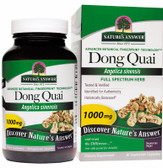 Buy Dong Quai Root 90 Caps Nature's Answer Female Hormonal Balance Online, UK Delivery, Menopause