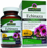 Buy Echinacea Root 90 vegicaps Nature's Answer Online, UK Delivery