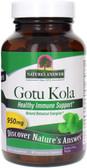 Buy Gotu-Kola Herb 90 caps Nature's Answer Online, UK Delivery, Women's Supplements Varicose Veins Vein Care Gotu Kola