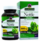 Buy Nettle Leaf 90 caps Nature's Answer Online, UK Delivery