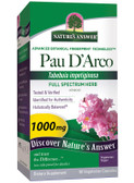 Buy Pau D'Arco Inner Bark 90 Caps Nature's Answer Immune Online, UK Delivery