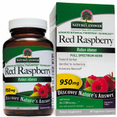 Buy Red Raspberry Leaf 90 Caps Nature's Answer Female Balance Online, UK Delivery, Herbal Remedy Natural Treatment