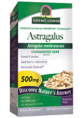 Buy Astragalus Root Standardized 60 Caps Nature's Answer Immune System Online, UK Delivery, Cold Flu Remedy Relief Viral Astragalus Immune Support