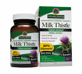 Buy Milk Thistle Seed Standardized 60 vegicaps Nature's Answer Online, UK Delivery, Substance Abuse Detox Supplements Addiction Treatment