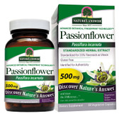 Buy Passion Flower 60 vCaps Nature's Answer Relaxation Online, UK Delivery, Herbal Remedy Natural Treatment