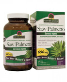 Buy Saw Palmetto Berry Extract 120 vegicaps Nature's Answer Online, UK Delivery, Men's Supplements For Men Saw Palmetto Prostate Health Formulas