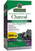 Buy Charcoal 90 caps Nature's Answer Relief of Gas Online, UK Delivery, Mineral Supplements