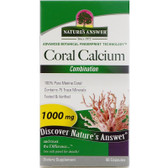Buy Coral Calcium Choice 90 caps Nature's Answer Online, UK Delivery, Mineral Supplements