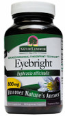Eyebright Herb 90 Caps Nature's Answer, Healthy Eye Function