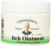 Buy Ointment Itch 2 oz Christopher's Original Formulas Online, UK Delivery, Skin Supplements Topical Treatments