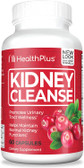 Super Kidney Cleanse, 550 mg, 60 Caps, Health Plus