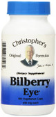 Buy Nourish Bilberry Eye Support 100 vCaps Christopher's Original Online, UK Delivery, Eye Support Supplements Vision Care Bilberry