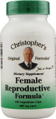 Heal Female Reproductive, 100 Caps, Christopher's