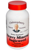 Buy Cleanse Mineral Bugleweed 100 vCaps Christopher's Original Online, UK Delivery, Herbal Remedy Natural Treatment
