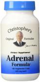 Buy Nourish Adrenal 100 vegiCaps Christopher's Original Online, UK Delivery, Energy Boosters Formulas Supplements Fatigue Remedies Treatment