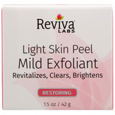 Buy Light Skin Peel 1.5 oz Reviva Clears and Brightens Online, UK Delivery, Facial Clays Masks All Skin Types