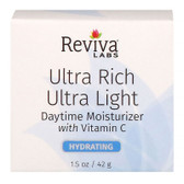 Buy Ultra-Rich Moisturizer 1.5 oz Reviva Ideal Under Makeup Online, UK Delivery, Facial Creams Lotions Serums Normal to Dry Skin Type