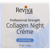 Buy Collagen Night Cream 1.5 oz Reviva Online, UK Delivery, Bone Osteo Collagen Treatment Facial Creams Lotions Serums