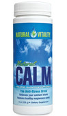 Natural Magnesium Calm 8 oz Natural Vitality, UK Store
