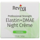 Buy Elastin Night Cream 1.5 oz Reviva Online, UK Delivery, Elastin Treatment Supplements