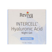 Buy Intercell Night Gel 1.5 oz Reviva Online, UK Delivery, Night Creams