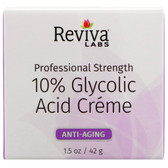 Buy 10% Glycolic Acid Night Cream 1.5 oz Reviva Online, UK Delivery, Facial Care