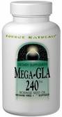 Buy Mega-GLA 300 Borage Seed Oil 60 Softgels Source Naturals Online, UK Delivery, EFA Omega EPA DHA
