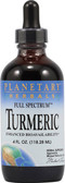 Buy Turmeric Liquid Full Spectrum 4 fl oz Planetary Herbals Online, UK Delivery