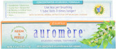 Buy Toothpaste Herbal 4.16 oz Auromere Online, UK Delivery, Oral Dental Care Teeth Whitening