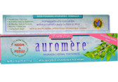 Buy Ayurvedic Toothpaste Non-Foaming SLS Free 4.16 oz Auromere Online, UK Delivery, Oral Dental Care Teeth Whitening