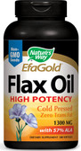 Buy Flax Seed 1300 mg 200 Softgels Nature's Way EfaGold Flax Oil Online, UK Delivery,