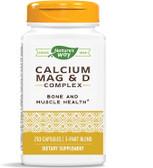Buy Calcium Magnesium & Vit D 250 caps Nature's Way Online, UK Delivery, Vitamin D3