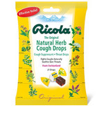 Buy Cough Drops Original Herb 3 oz bg Ricola Online, UK Delivery, Throat Care Spray