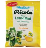 Buy Throat Drops Lemon-Mint 3 oz bg Ricola Online, UK Delivery, Throat Care Spray
