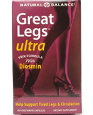 Buy Great Legs Ultra 60 VgCaps Natural Balance Online, UK Delivery, Women's Supplements Vitamins For Women