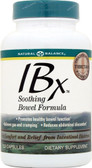 Buy IBx Soothing Bowel Formula 120 ct Natural Balance Online, UK Delivery, IBS Treatment Formulas irritable bowel syndrome relief